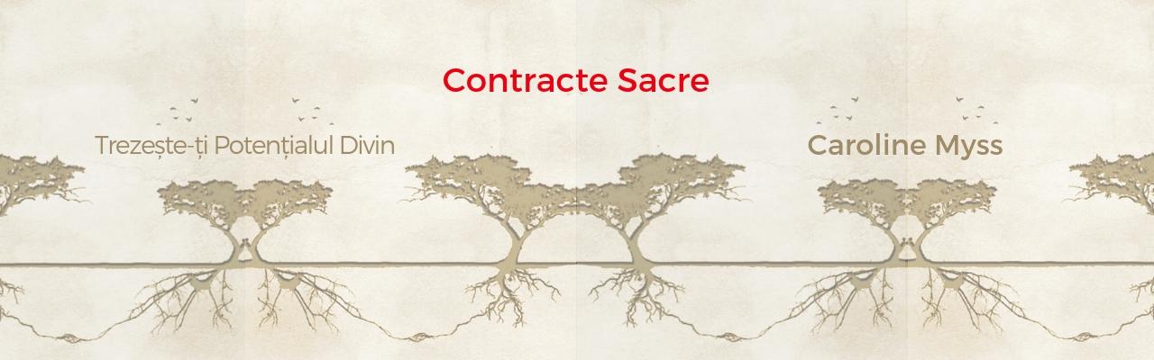 Colecția - Contracte Sacre & Anam Cara